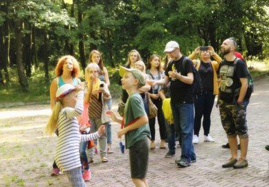Przyrodnicze atrakcje Parku Śląskiego, czyli Mateja i SCK kolejny raz w plenerze
